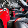 Honda Shift Handle Red