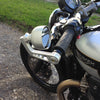 Triumph Bonneville T120, Bobber Bar End Mirror Mount