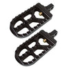 Long Serrated Footpegs