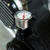CB750 Oil Pressure Gauge Assembly Black