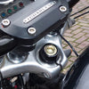 Sportster Steering Bolt & Trim Collar Black App