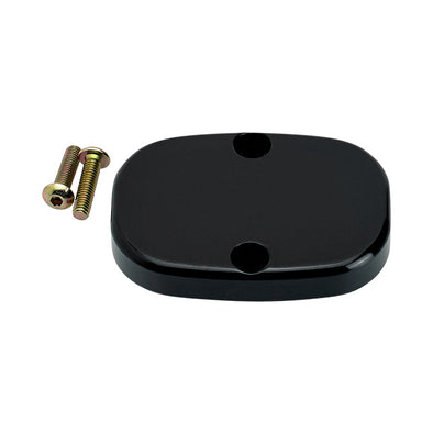 FL Rear Master Cylinder Cover Smooth Black