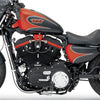 Sportster Derby Cover Techno Clear App