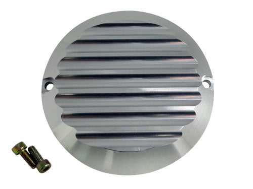 XS650 Generator Cover Finned Clear