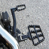 Indian / Victory Mini Serrated Floorboards Black