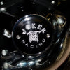2 Hole Point Cover Joker Racing Black Anodize