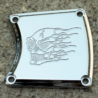 FL/FXR Inspection Cover Hothead
