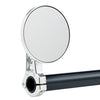 "3-1/4"" Handlebar Mount Mirrors Clear"