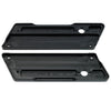 Bag Latch Covers Black