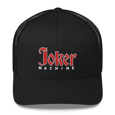 Joker Machine Trucker Cap