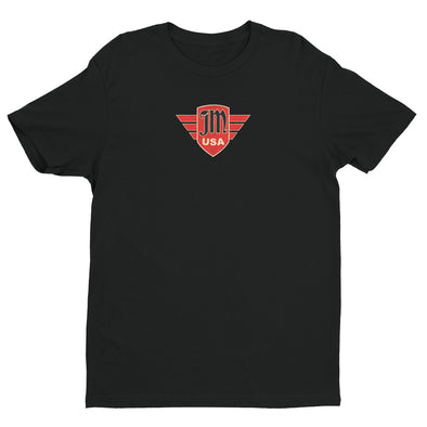 Joker Machine Shield Short Sleeve T-shirt