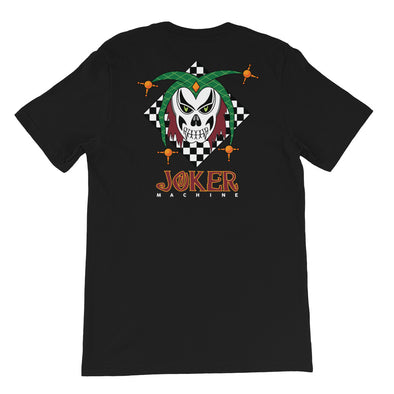 Classic Joker Machine Short-Sleeve T-Shirt