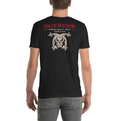 Joker Machine Short Sleeve T-Shirt
