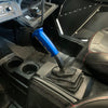 RZR Shift Handle Blue