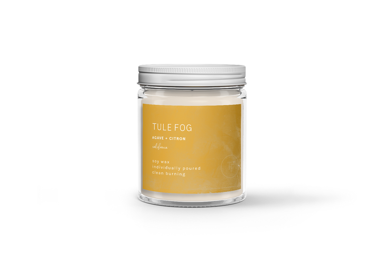 Agave + Citron | Soy Candle