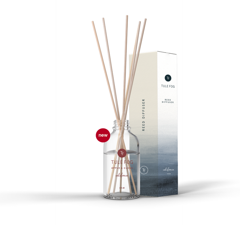 Apple + Clove | Reed Diffuser