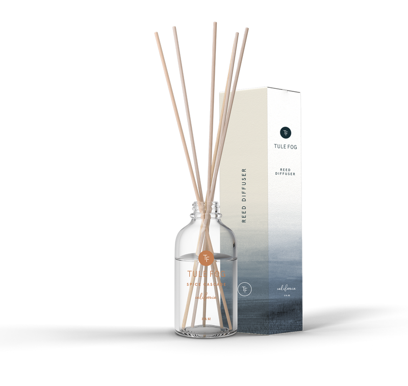 Spice Cascade | Reed Diffuser