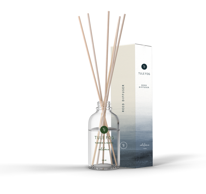 Tahoe Lights | Reed Diffuser