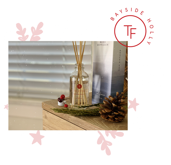 Bayside Holly | Reed Diffuser