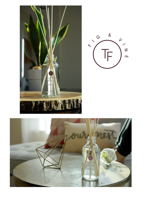 Fig + Vine | Reed Diffuser
