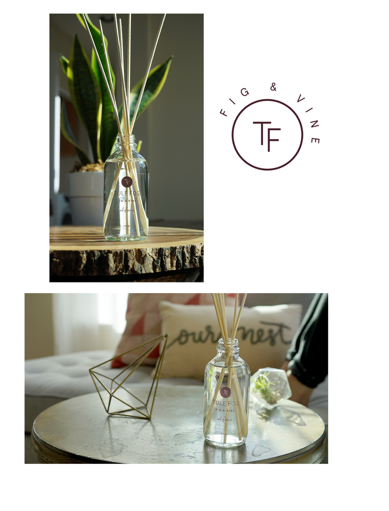 Fig + Vine - Reed Diffuser
