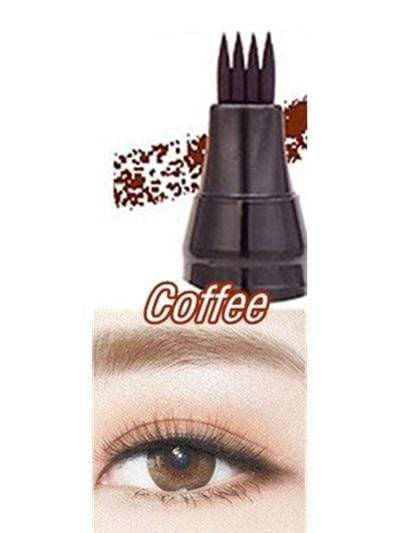 La Belle Sophie 01-Coffe Eyebrow Pen Eye Makeup Microblading Tattoo