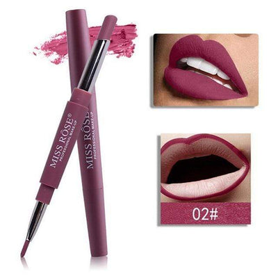 La Belle Sophie 02 Premium Waterproof Long-lasting Lip Liner
