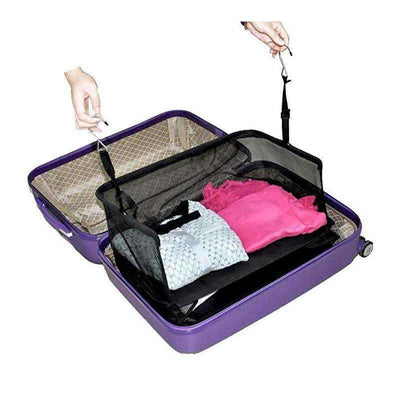 La Belle Sophie 3 Layer Travel Storage Wardrobe Bag