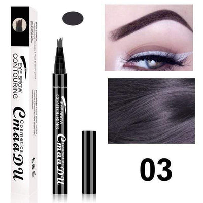 La Belle Sophie 3 UP 2 Eyebrow Pen Eye Makeup Microblading Tattoo