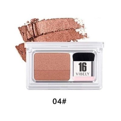 La Belle Sophie 4 UP1 Double Color Eyeshadow Palette