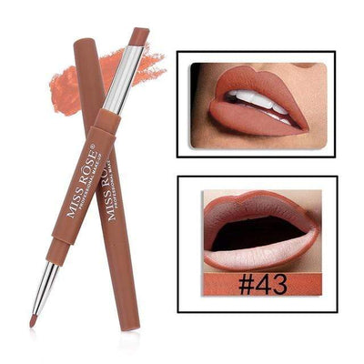 La Belle Sophie 43 Premium Waterproof Long-lasting Lip Liner