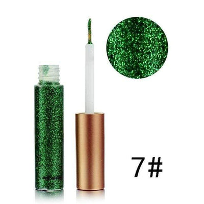 La Belle Sophie 7 UP 1 Eyeliner Eyeshadow Long Lasting