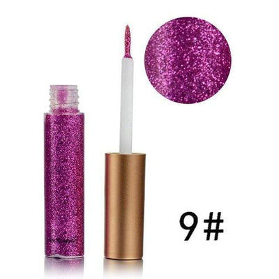 La Belle Sophie 9 UP 1 Eyeliner Eyeshadow Long Lasting