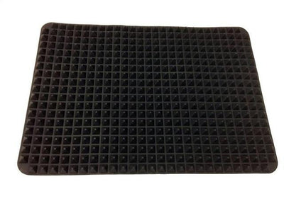La Belle Sophie Black 40x27cm Pyramid Bakeware Pan 4 color Nonstick Silicone Baking Mats Pads Moulds Cooking Mat Oven Baking Tray Sheet Kitchen Tools