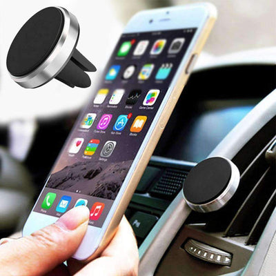 La Belle Sophie Black MAGNETIC PHONE DASH MOUNT