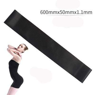 La Belle Sophie Black Resistance Bands Yoga Strength