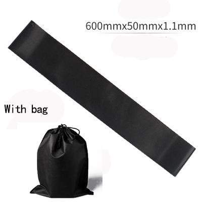 La Belle Sophie Black with BAG Resistance Bands Yoga Strength
