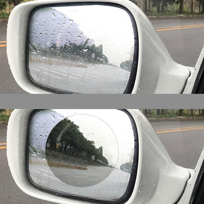La Belle Sophie China UPSELL 2 WATERPROOF ANTI-FOG SIDE MIRROR FILM