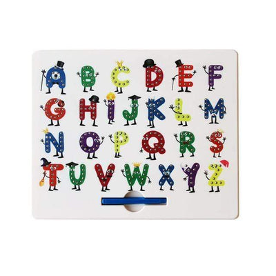 La Belle Sophie Colorful Letters Magnetic Tablet Drawing Board