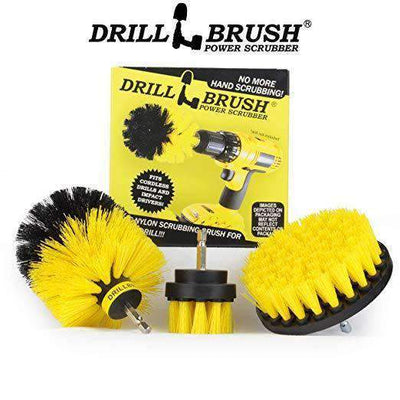 La Belle Sophie Drillbrush Bathroom Surfaces Scrubber Cleaning Kit