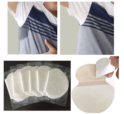 La Belle Sophie DW 50pcs SWEAT PADS DEODORANTS