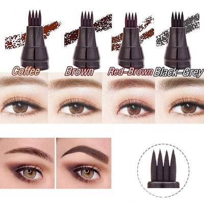 La Belle Sophie Eyebrow Pen Eye Makeup Microblading Tattoo