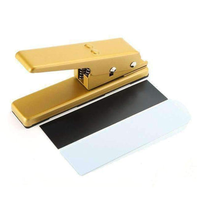 La Belle Sophie Golden Guitar Pick Punch Kit