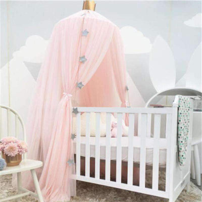 La Belle Sophie kahqi / Queen Baby Girls Princess Bed Valance Palace Mosquito Net
