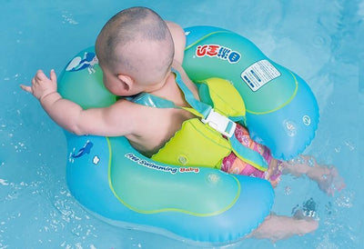 La Belle Sophie L ( 1-3 years old ) UP2 Safety Baby Solid Swimming Ring Floating