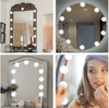 La Belle Sophie Makeup Mirror LED Light Bulbs Kit USB Charging