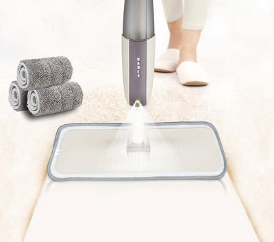La Belle Sophie one mop / China 360 Degree Microfiber Floor Spray Mop
