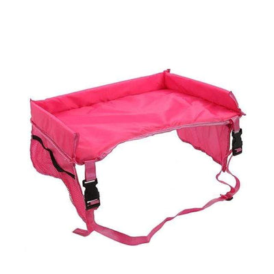 La Belle Sophie pink Kids Car Seat Tray