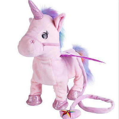La Belle Sophie Pink Magic Walking Unicorn