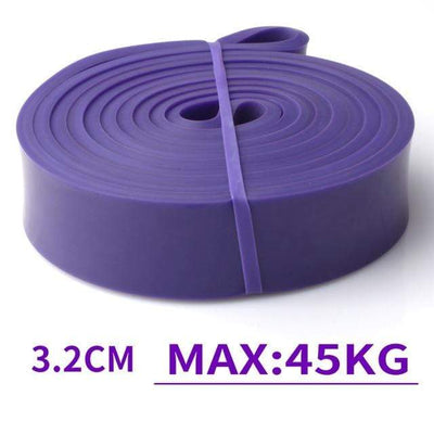 La Belle Sophie Purple Up1 Resistance Band